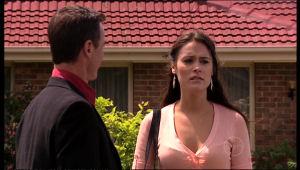 Carmella Cammeniti, Paul Robinson in Neighbours Episode 5168