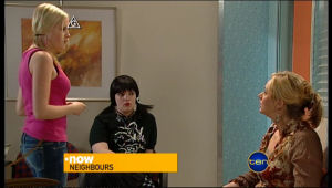Janae Hoyland, Bree Timmins, Janelle Timmins in Neighbours Episode 5169