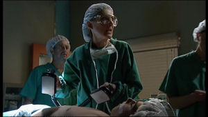 Dr Roberta Marley, Stingray Timmins in Neighbours Episode 5170