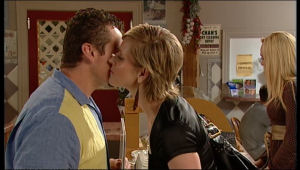 Toadie Rebecchi, Abby Stafford in Neighbours Episode 5170