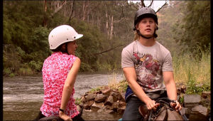 Elle Robinson, Oliver Barnes in Neighbours Episode 5171