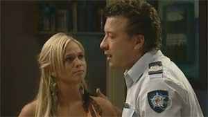 Sky Mangel, Allan Steiger in Neighbours Episode 5179