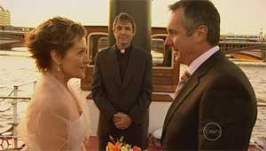 Susan Kennedy, Neil Morrisey, Karl Kennedy in Neighbours Episode 5179
