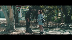 <br> in Neighbours Webisode Brennan on the Run Part 1