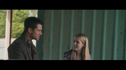 "Mark Brennan, Federal Agent Greta Jackson  in Neighbours Webisode Brennan on the Run Part 2 - ""Intervene"""