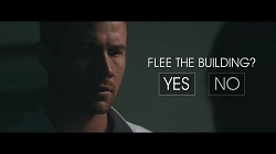 """Mark Brennan  in Neighbours Webisode Brennan on the Run Part 3 - """"First Date"""""""