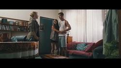 "Federal Agent Greta Jackson, Sienna Matthews, Mark Brennan  in Neighbours Webisode Brennan on the Run Part 4 - ""The Fight"""