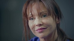Steph Scully  in Neighbours Webisode Steph In Prison Part 1