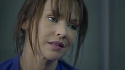 Steph Scully  in Neighbours Webisode Steph In Prison Part 2