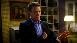 Paul Robinson  in Neighbours Webisode Neighbours vs Time Travel Part 1