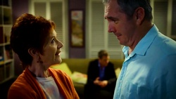 Susan Kennedy, Paul Robinson, Karl Kennedy  in Neighbours Webisode Neighbours vs Time Travel Part 2