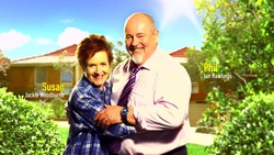 Susan Kennedy, Philip Martin  in Neighbours Webisode Neighbours vs Time Travel Part 5