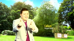 Callum Rebecchi  in Neighbours Webisode Neighbours vs Time Travel Part 5