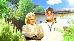 Sheila Canning, Gary Canning  in Neighbours Webisode Neighbours vs Time Travel Part 5