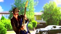 Karl Kennedy  in Neighbours Webisode Neighbours vs Time Travel Part 5