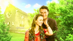 Amy Williams, Leo Tanaka  in Neighbours Webisode Neighbours vs Time Travel Part 5