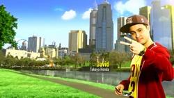 David Tanaka  in Neighbours Webisode Neighbours vs Time Travel Part 5