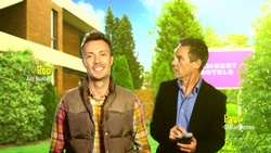 Robert Robinson, Paul Robinson  in Neighbours Webisode Neighbours vs Time Travel Part 5