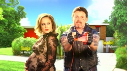 Sonya Rebecchi, Toadie Rebecchi  in Neighbours Webisode Neighbours vs Time Travel Part 5