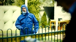 Scene Examiner  in Neighbours Webisode Neighbours vs Time Travel Part 5