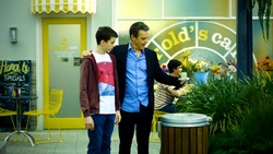 Jimmy Williams, Paul Robinson  in Neighbours Webisode Neighbours vs Time Travel Part 5