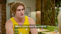 Kyle Canning  in Neighbours Webisode UK Subtitles Special - Part 1