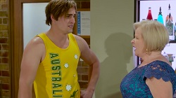 Kyle Canning, Sheila Canning  in Neighbours Webisode UK Subtitles Special - Part 1