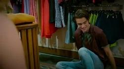 Ben Kirk  in Neighbours Webisode Xanthe ♥ Ben
