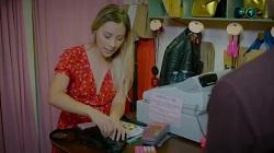 Shopkeeper  in Neighbours Webisode Xanthe ♥ Ben