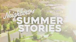 in Neighbours Webisode Christmas Crackers/Summer Stories 1