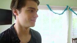 Ben Kirk  in Neighbours Webisode Christmas Crackers/Summer Stories 1