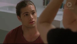 Tyler Brennan  in Neighbours Webisode Christmas Crackers/Summer Stories 4