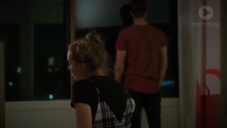 Piper Willis, Tyler Brennan  in Neighbours Webisode Christmas Crackers/Summer Stories 4