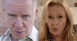 Clive Gibbons, Sheila Canning  in Neighbours Webisode Sheila and Clive, A Long Distance Love Story Part 4