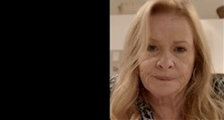 Sheila Canning  in Neighbours Webisode Sheila and Clive, A Long Distance Love Story Part 4