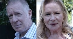 Clive Gibbons, Sheila Canning  in Neighbours Webisode Sheila and Clive, A Long Distance Love Story Part 5