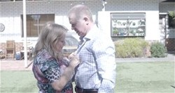 Sheila Canning, Clive Gibbons  in Neighbours Webisode Sheila and Clive, A Long Distance Love Story Part 5