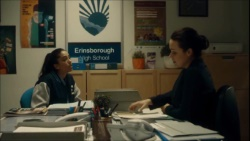 Yashvi Rebecchi, Cherie Reyner  in Neighbours Webisode Episode 1 - Monday