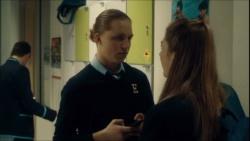 Richie Amblin, Mackenzie Hargreaves  in Neighbours Webisode Episode 1 - Monday