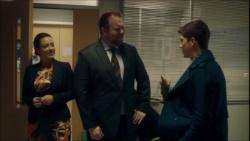 Cherie Reyner, Marty Muggleton, Hendrix Greyson  in Neighbours Webisode Episode 1 - Monday