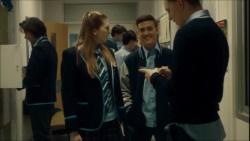 Mackenzie Hargreaves, Ollie Sudekis, Richie Amblin  in Neighbours Webisode Episode 1 - Monday
