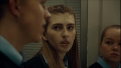 Richie Amblin, Mackenzie Hargreaves, Harlow Robinson  in Neighbours Webisode Episode 4 - Thursday