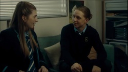 Mackenzie Hargreaves, Richie Amblin  in Neighbours Webisode Episode 5 - Friday