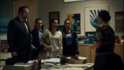 Marty Muggleton, Olivia Lane, Angela Lane, Yashvi Rebecchi, Cherie Reyner  in Neighbours Webisode Episode 5 - Friday