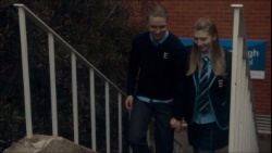 Richie Amblin, Mackenzie Hargreaves  in Neighbours Webisode Episode 5 - Friday