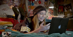 Piper Willis  in Neighbours Webisode Hey Piper Part 1