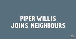 in Neighbours Webisode Hey Piper Part 1