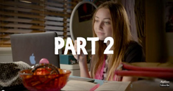 Piper Willis  in Neighbours Webisode Hey Piper Part 2: Piper and Doug Catch Up