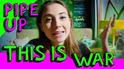 Piper Willis  in Neighbours Webisode Pipe Up Part 3: This Is War