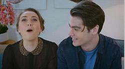 Piper Willis, Ben Kirk  in Neighbours Webisode Pipe Up Part 4: Sheep